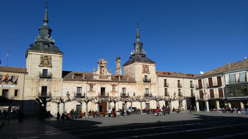 Plaza Mayor del Burgo de Osma